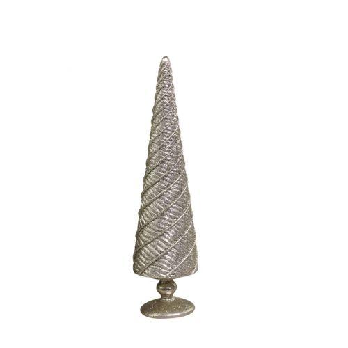 Dekorativní stromeček Champagne 26cm