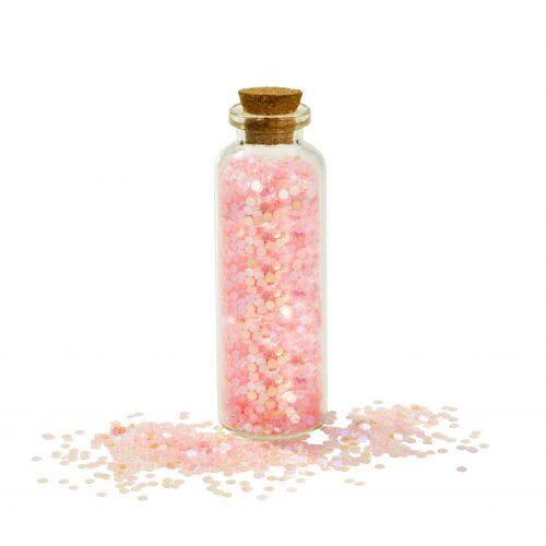 Dekorativní glitry Pink Sparkle