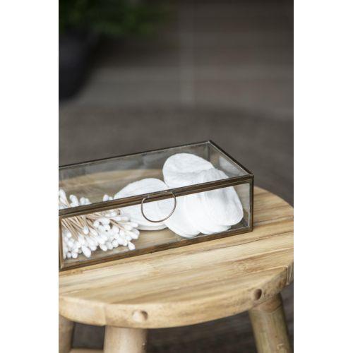 Bambusová stolička Bamboo Stool