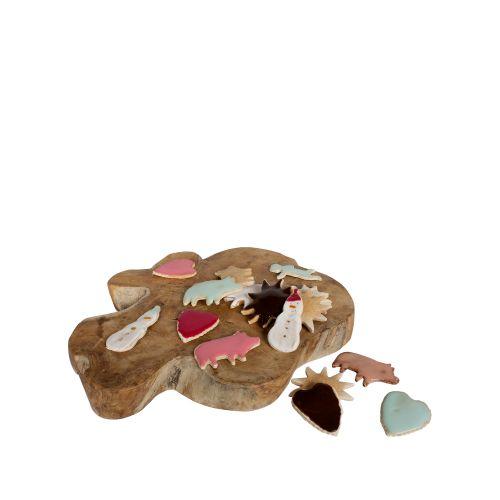 Vykrajovátka na sušenky - 6 ks