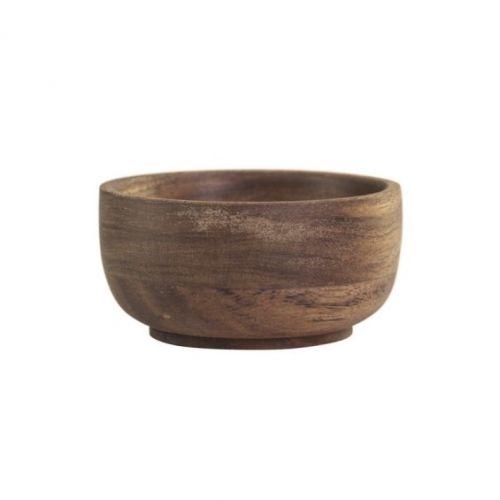 Dřevěná miska Accacia Wood ⌀ 8 cm
