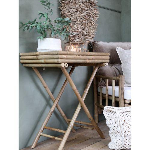 Odkládací stolek Lyon Bamboo