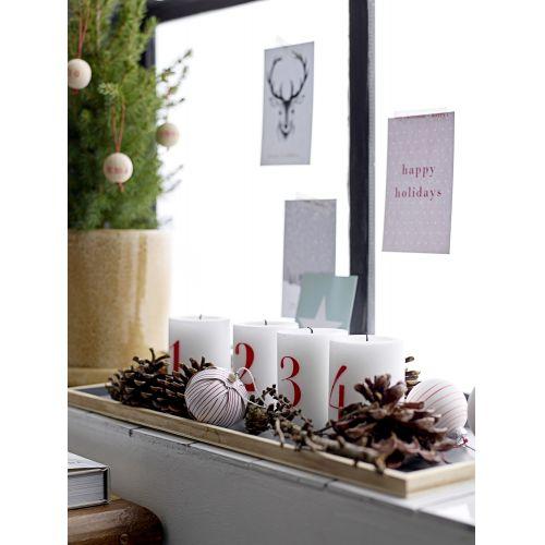 Vánoční kartička Noel - set 2 ks