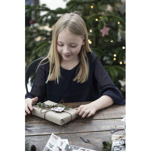 Vánoční jmenovky na dárky Christmas Cards
