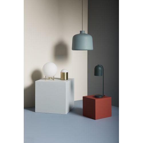 Stolní lampa Metal Glass