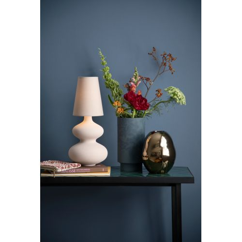 Keramická váza Kabell Indigo 26,5 cm
