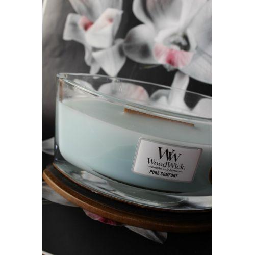 Vonná svíčka WoodWick - Pure Comfort 454g