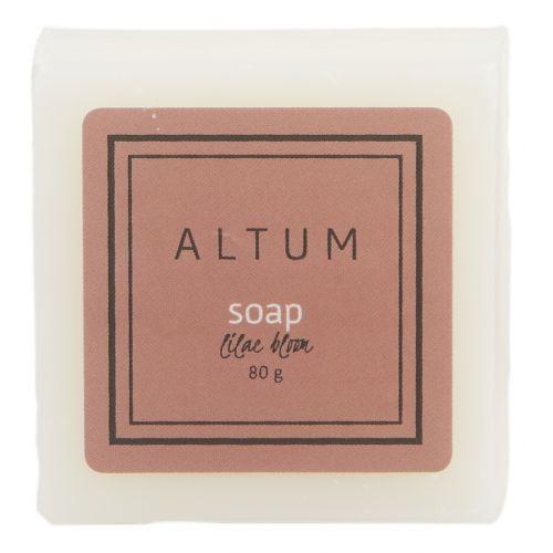 Kostka mýdla ALTUM - Lilac Bloom 80gr