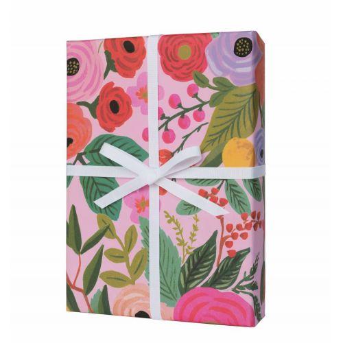 Balicí papír s květinami Garden Party - 1 list