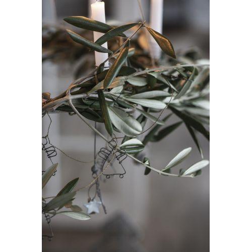 Vánoční zinkový řetěz Angels Zinc 140 cm