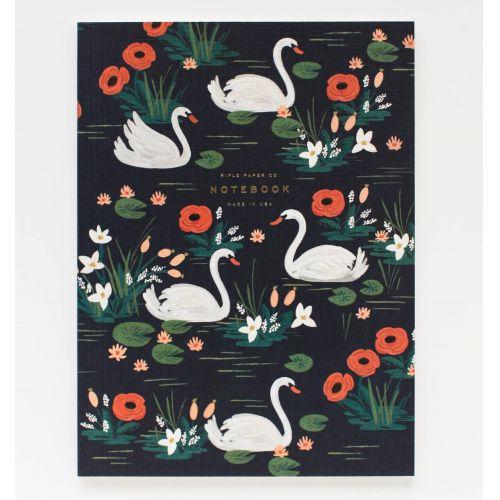 Set nelinkovaných notesů Birds - 2 ks