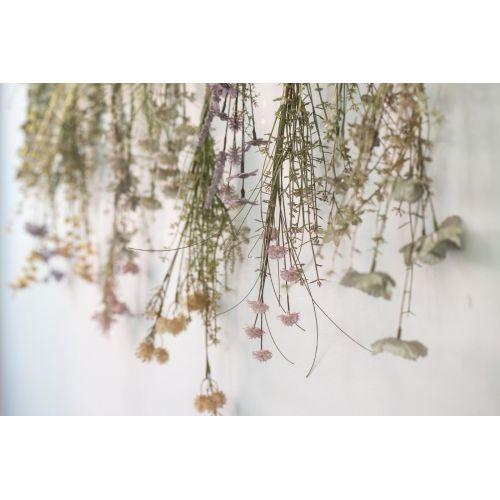Dekorativní umělé květy Purple/Green Tones