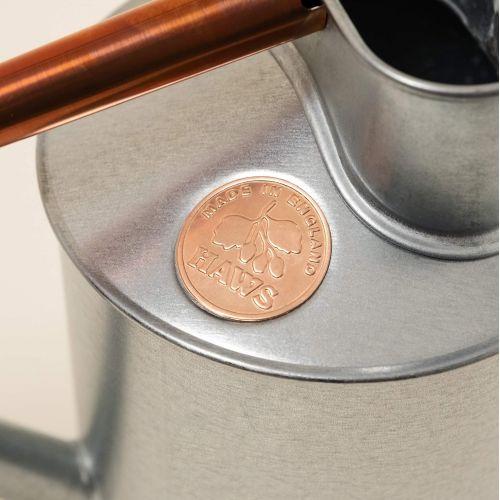 Konvička na zalévání Fazeley Flow Steel Copper - 1400 ml