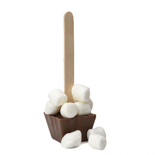 Mléčná čokoláda s marshmallow 35gr