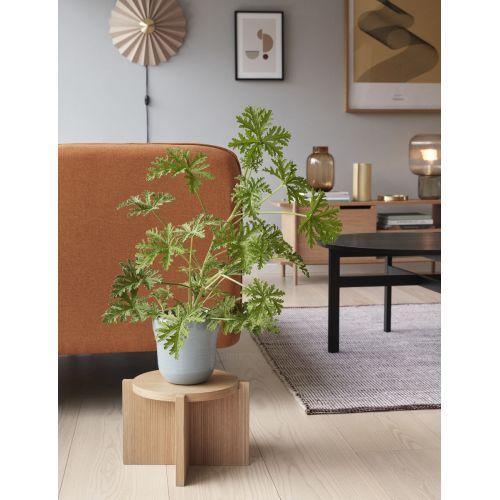 Dřevěný stojan na květináč Oak Nature