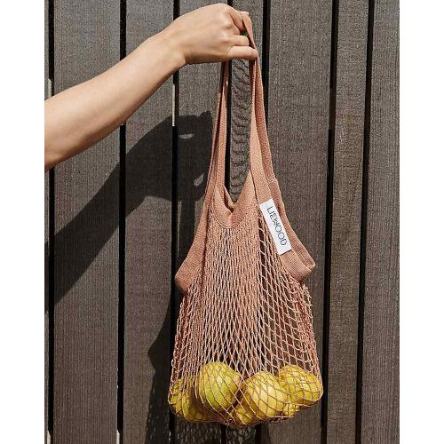 Síťová nákupní taška Tuscany Rose