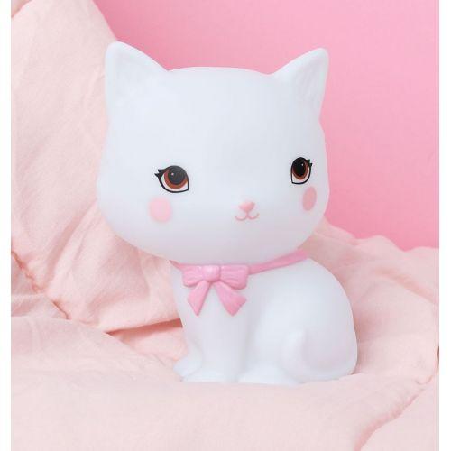 Dětská LED lampička Kitty