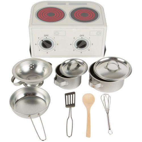 Sada pro malou kuchařku Grey stars