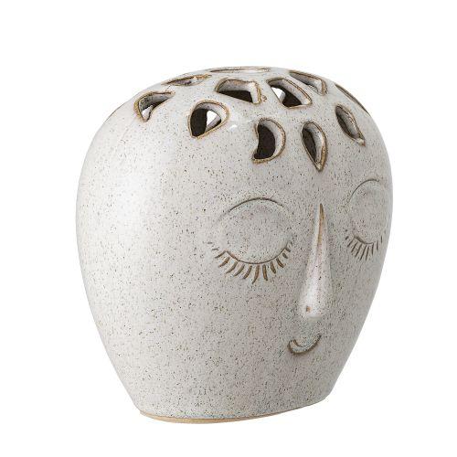 Keramická váza Elissa White