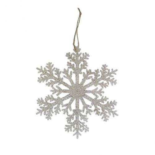Vánoční ozdoba Ice Crystal 20 cm