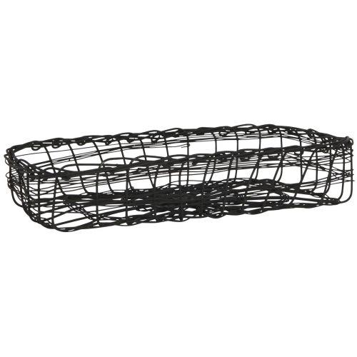 Podlouhlý stojan na ubrousky 24x12,5cm