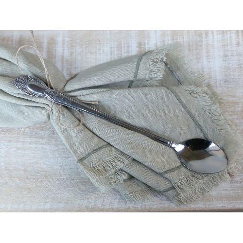 Nerezová lžička Latte Spoon Silver