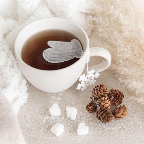 Vánoční čaj Snowflakes 5 ks