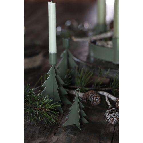 Závěsný kovový stromeček Green