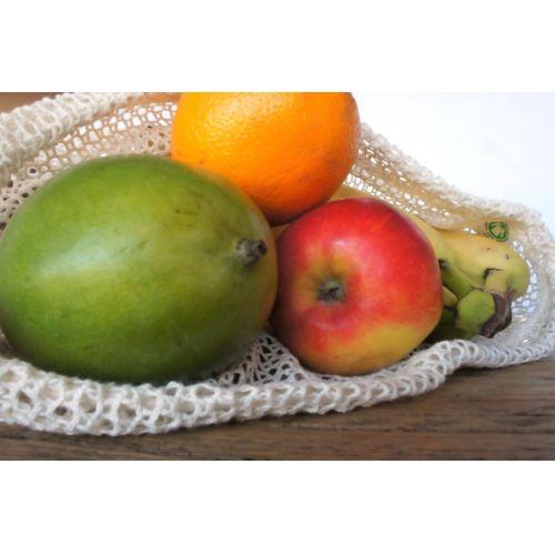 Zero waste pytlík na ovoce a zeleninu Small