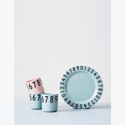 Set dětského nádobí The Numbers