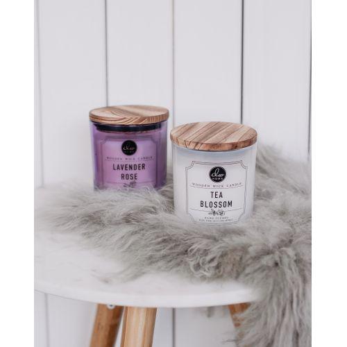 Vonná svíčka Lavender Rose 320g