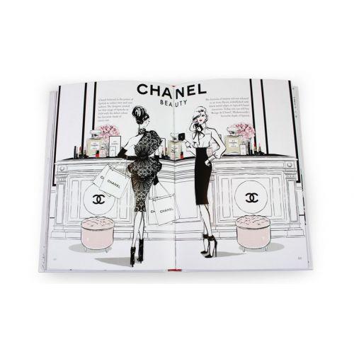 Coco Chanel Ilustrovaný svět módní ikony