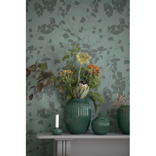 Keramická váza Hammershøi Green 25 cm