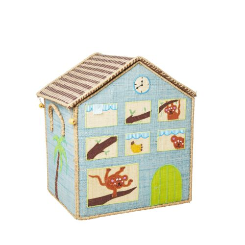 Dětský úložný box Jungle House