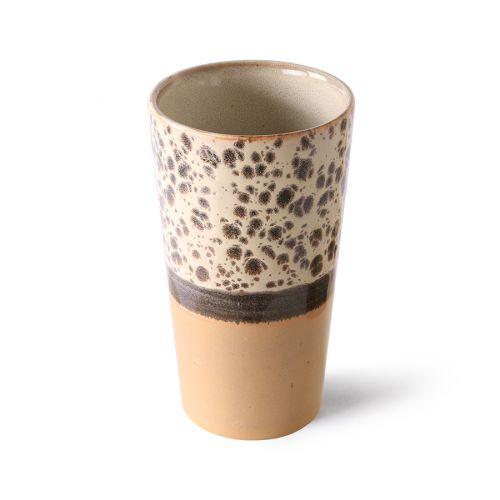 Keramický latte cup 70's Tropical 280ml