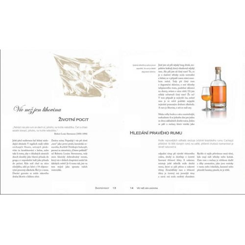 Velká kniha o rumu - Becker & Wirtz