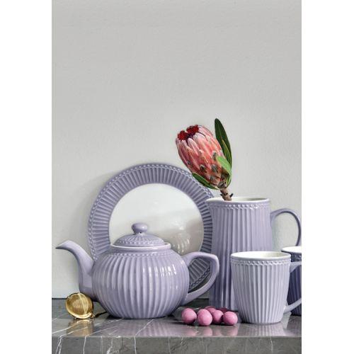Obědový talíř Alice Lavender