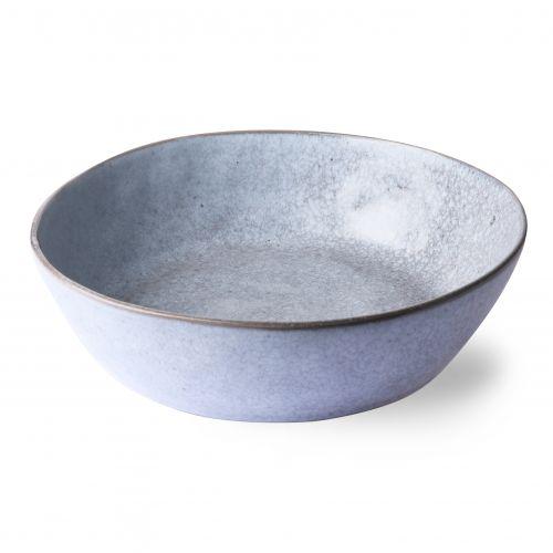Keramická miska Rustic Grey 19 cm