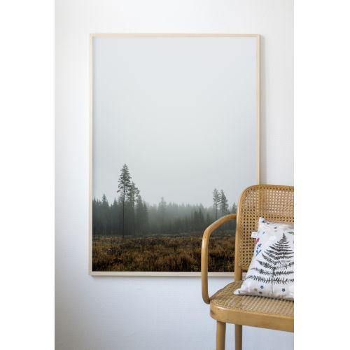 Plakát skandinávského lesa Skog 70 x 100 cm