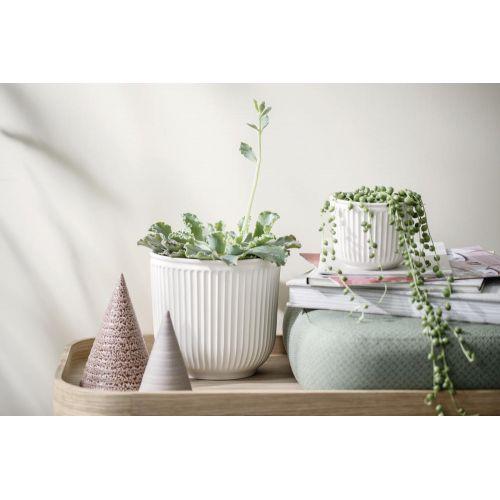 Porcelánový obal na květináč Hammershøi White