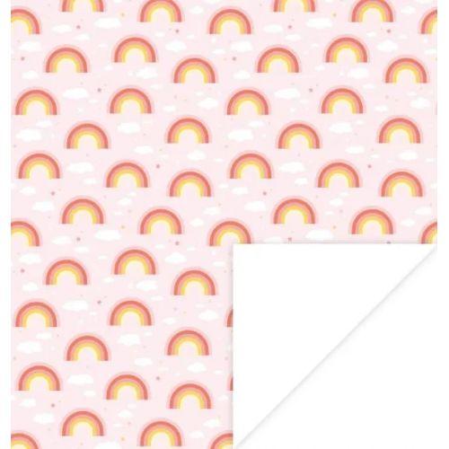 Balicí papír Rainbow - 3ks