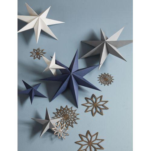 Závěsná dekorace Cooper Fabric Star