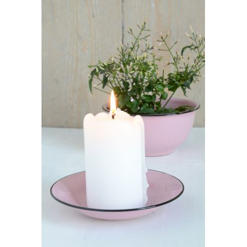 Svíčka White 10 cm