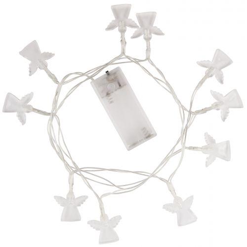 Světelný řetěz s andělíčky