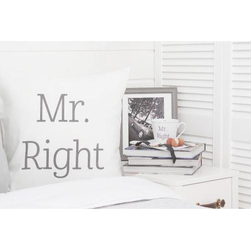 Porcelánový hrnek Mr. Right