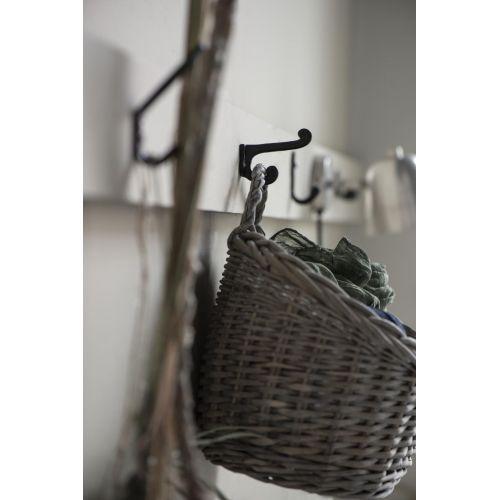 Proutěný závěsný košík Willow Basket