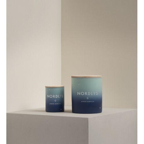 Vonná svíčka NORDLYS (polární záře) mini 55 g