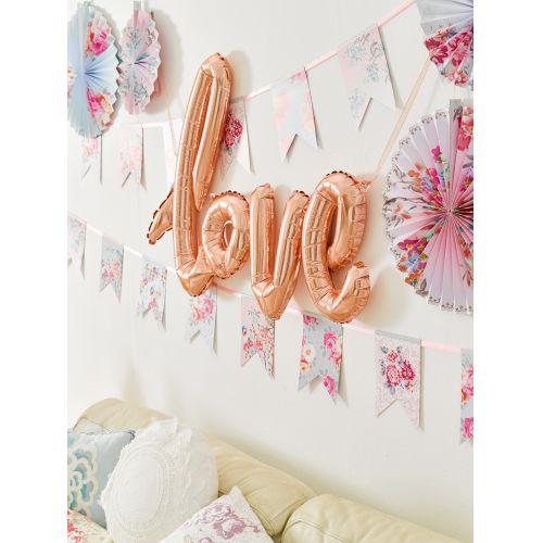 Romantický balon Love