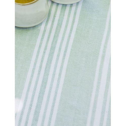 Bavlněný ubrus Peppermint Stripe 3,2x1,6m