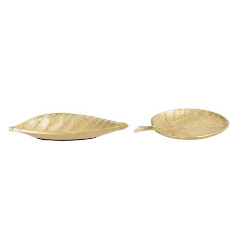 Dekorativní tácek Gold Tray - 2 varianty